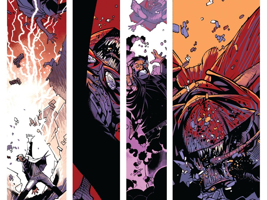doctor strange stephen strange vs the hood parker robbins wiccan billy kaplan new avengers search for sorcerer supreme new avengers search for sorcerer supreme marvel comics brian michael bendis chris Bachalo