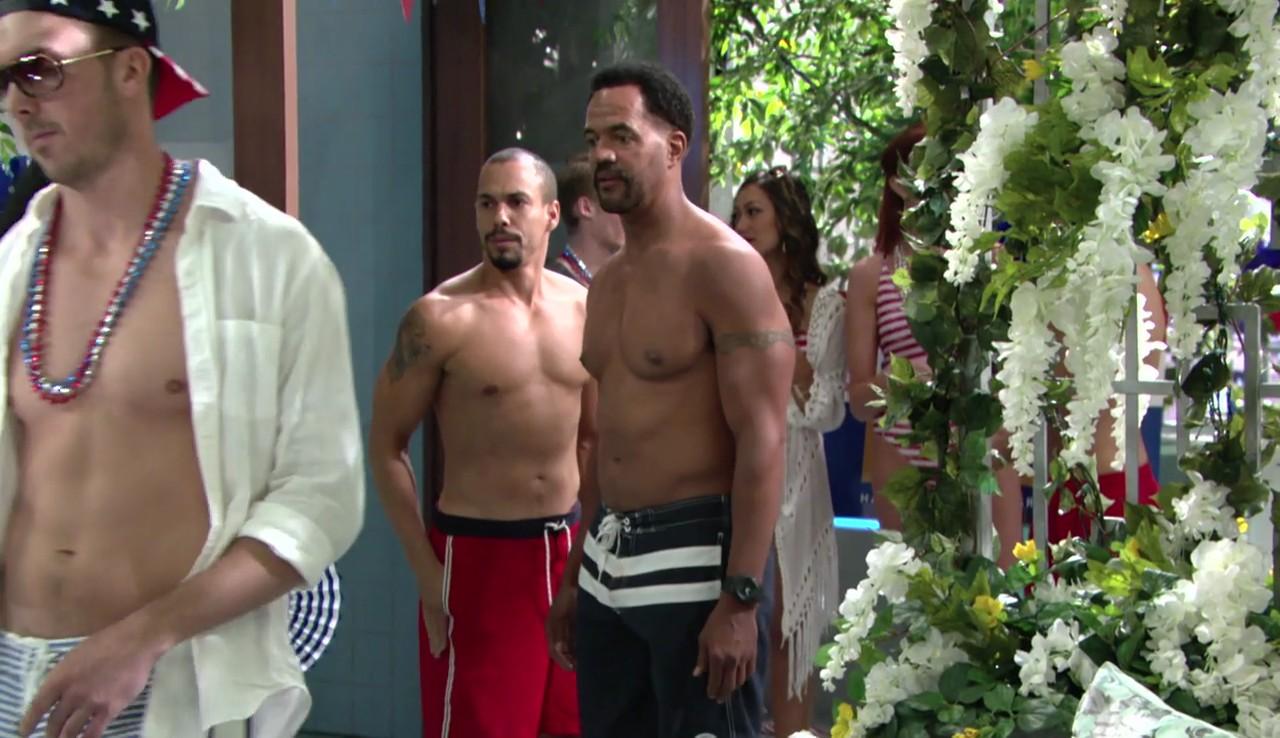 Greg Rikaart Nude in alexis_superfan's shirtless male celebs: kristoff st john