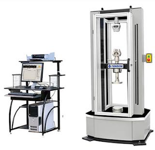 Universal Testing Machine WDW G Series Tenson 10 KN 20 KN Alat Uji Tarik Untuk Kemasan Plastik