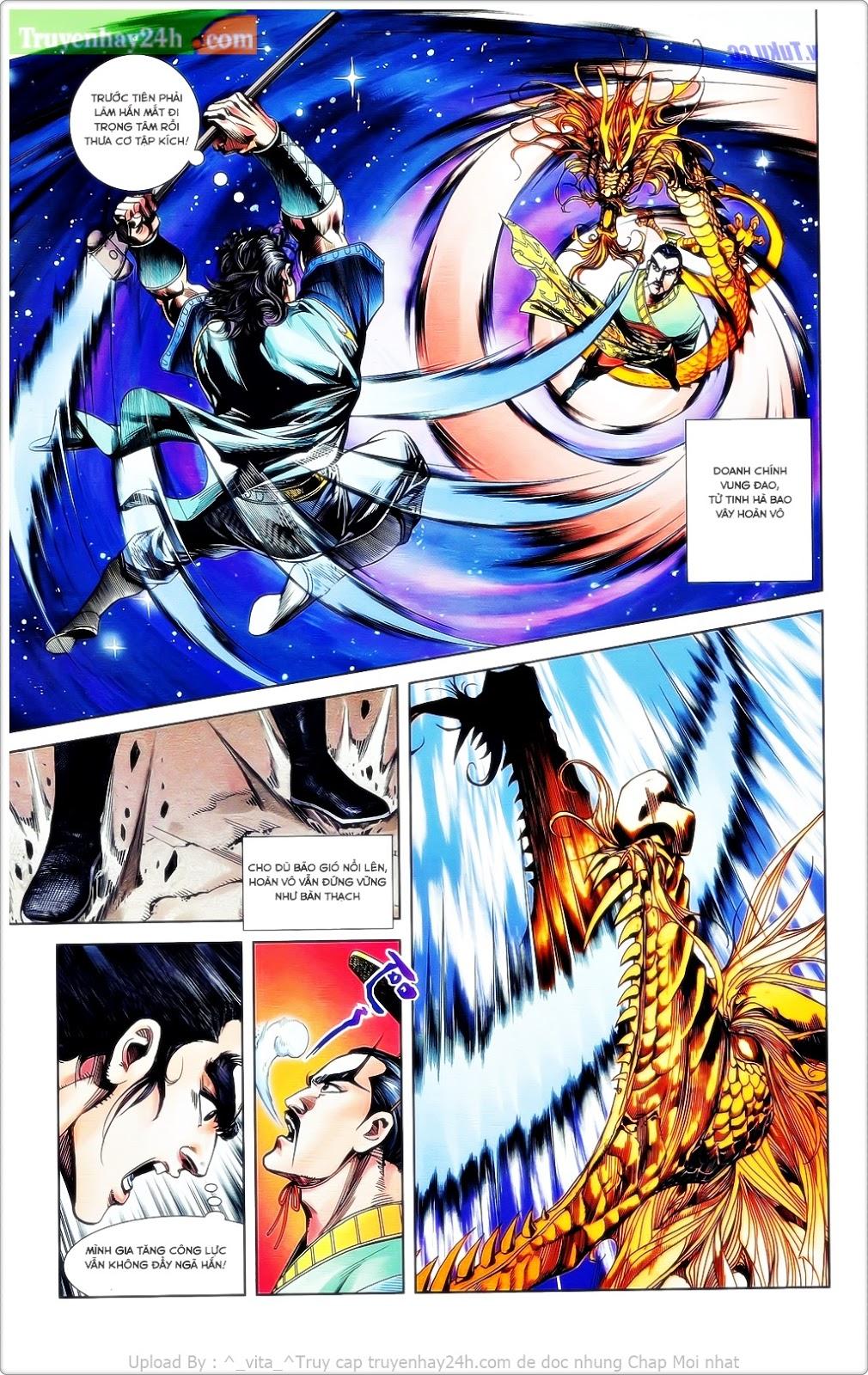 Tần Vương Doanh Chính chapter 23 trang 20
