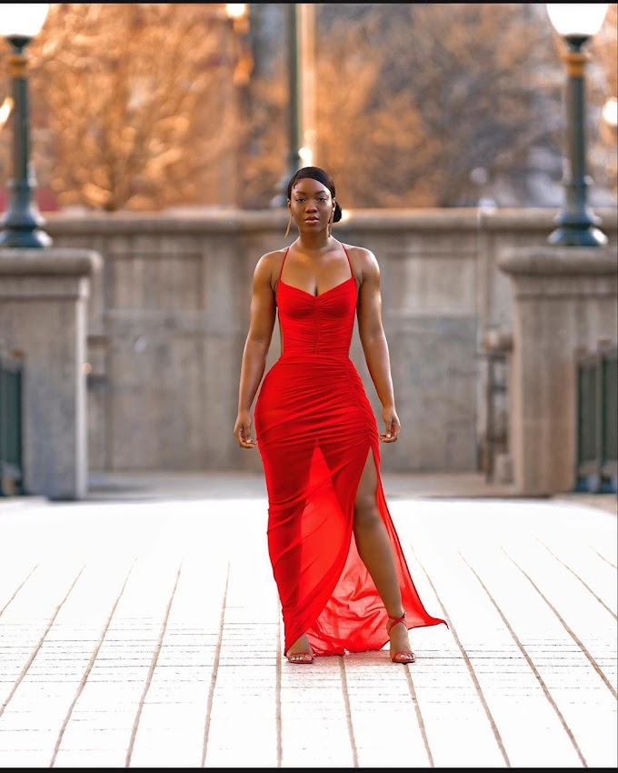 Eish! These Red Hot Fits Will Leave You Feeling Totally Inspired For Valentine's Day!