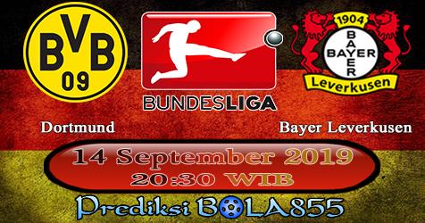 Prediksi Bola855 Dortmund vs Bayer Leverkusen 14 September 2019