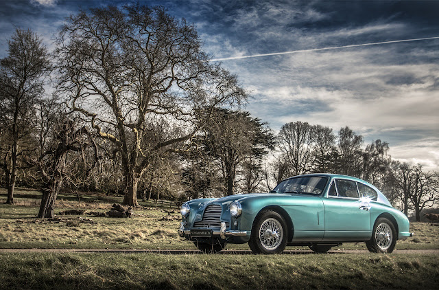 1954 Aston Martin DB2-4 Vantage for sale at Nicholas Mee and Company Ltd - #aston_martin #vantage #classiccar #forsale