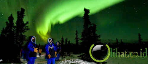Tempat terdingin - Fairbanks
