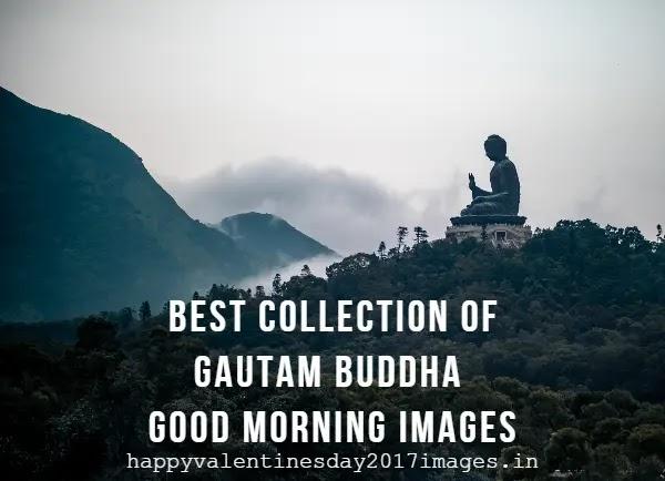 Good Morning Gautam Buddha Images