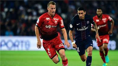 مشاهدة مباراة باريس سان جيرمان وديجون بث مباشر اليوم 01-11-2019 في الدوري الفرنسي