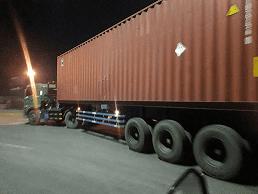 Jasa Angkutan Pengiriman Barang Trailer,Lowbed Jakarta