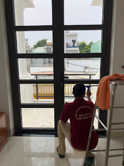 Dịch vụ vệ sinh nhà ở theo giờ tại Biên Hòa