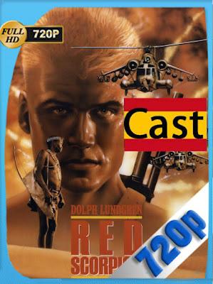 Escorpión Rojo (1989) [720p] Castellano [GoogleDrive] [MasterAnime]