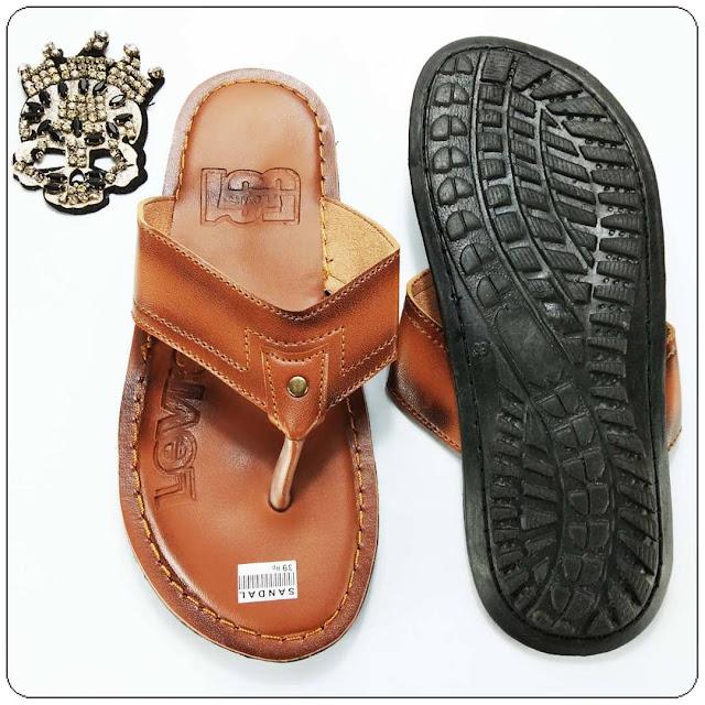 grosirsandalmurah.org - sandal imitasi - Sandal Levis CPC Sol