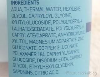 Celenes Thermal Misel Temizleme Suyu yorumlarım