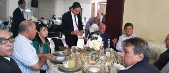 من منزل فؤاد القادري: أعضاء المجلس الوطني بجهة البيضاء سطات يعلنون دعمهم لنزار البركة