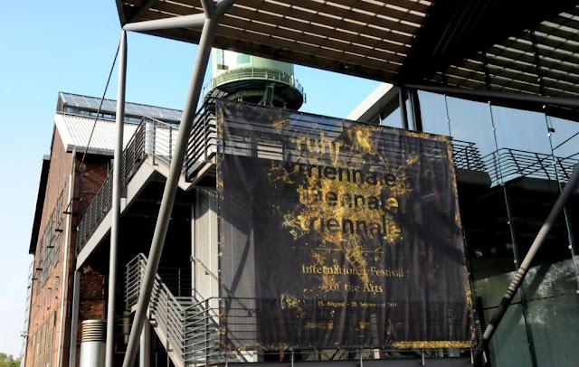 kunstenfestival in het ruhrgebied, Ruhrtriennale,