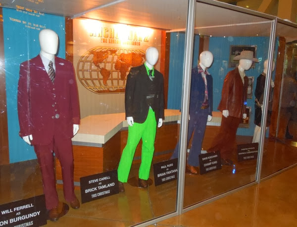 Anchorman 2 film costumes