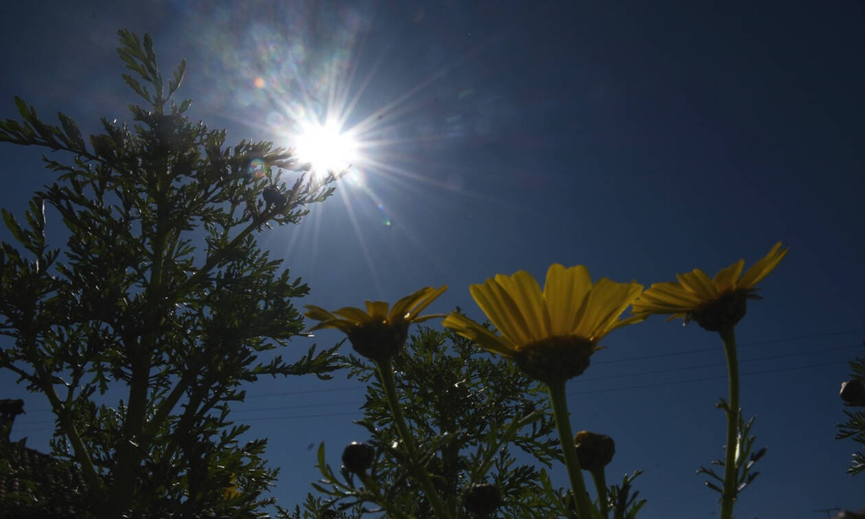 Καιρός: Ανεβαίνει και άλλο η θερμοκρασία