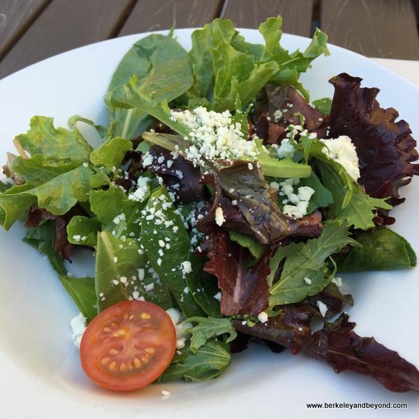 insalata mista at Bella Siena restaurant in Benicia, California