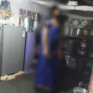 बिछुआ खमरा में अज्ञात कारणों से महिला फासी पर झूली मिली