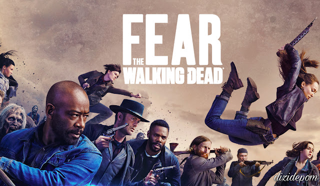 Fear the Walking Dead Dizisi İndir