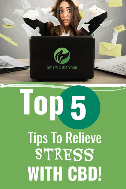 Top 5 Tips To Help Relieve Stress This Holiday Season With CBD By Barbies Beauty Bits