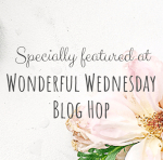 Scratch Made Food! DIY Homemade Household is featured at Wonderful Wednesday Blog Hop.