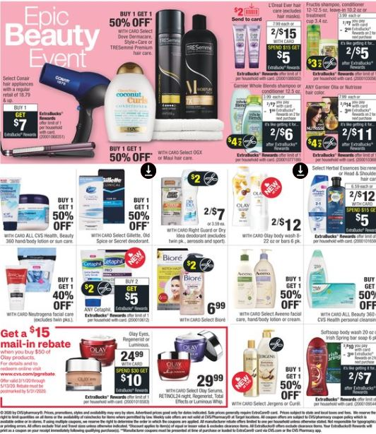 CVS Weekly Ad Preview 3/1-3/7 page-6
