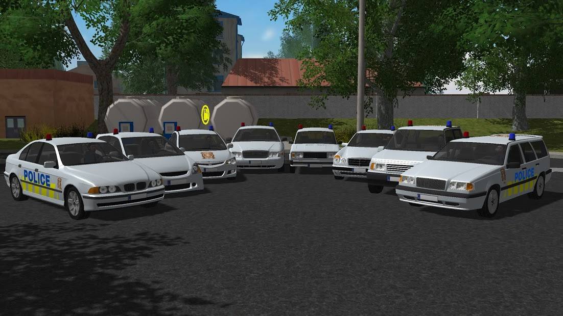 Police Patrol Simulator Hileli Apk - Para Hileli Apk