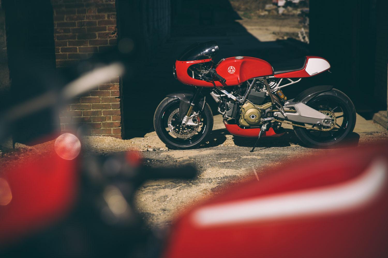 Racing Cafè: Ducati Leggero Special by Walt Siegl Motorcycles