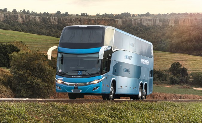 Volvo apresenta nova geração de chassis de ônibus rodoviários para longas distâncias