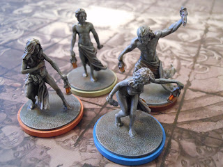 Kingdom Death: Monster original survivors