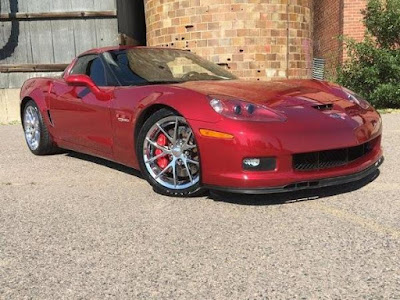2011 Corvette Z06 for sale at Purifoy Chevrolet near Denver
