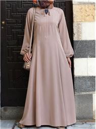 Contoh Model Baju Gamis Turki Desain Terbaru Gaya Masa