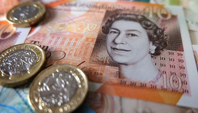 UK pound surges as exit poll projects Tory win