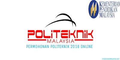 Permohonan Politeknik 2018 Online