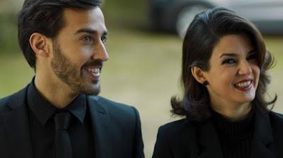 El cuento de las comadrejas, Nicolás Francella y Clara Lago