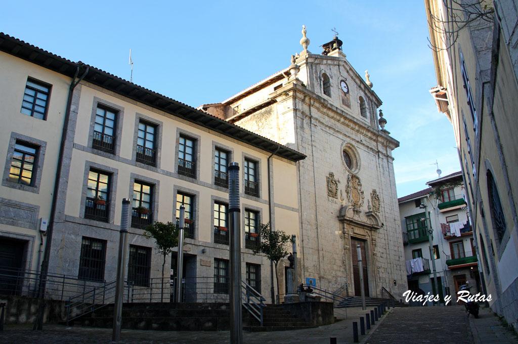 Iglesia de San José de Lekeitio