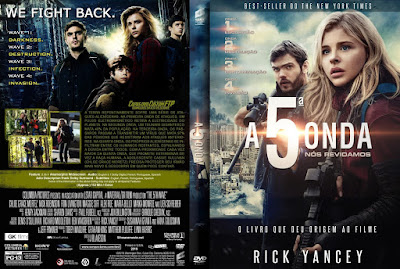 Filme A 5ª Onda (The 5th Wave) DVD Capa