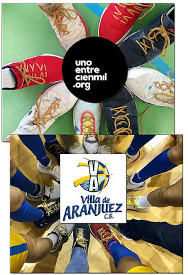 Baloncesto Aranjuez Unoentrecienmil
