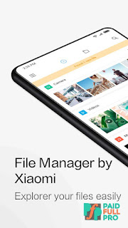 File Manager by Xiaomi Release File Storage Space AdFree APK