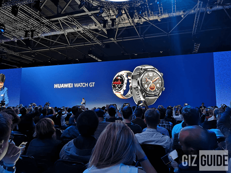 The Huawei Watch GT!