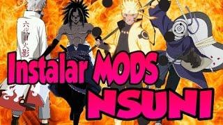 Naruto Ultimate Ninja Mod