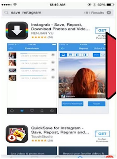 Save Pictures From Instagram