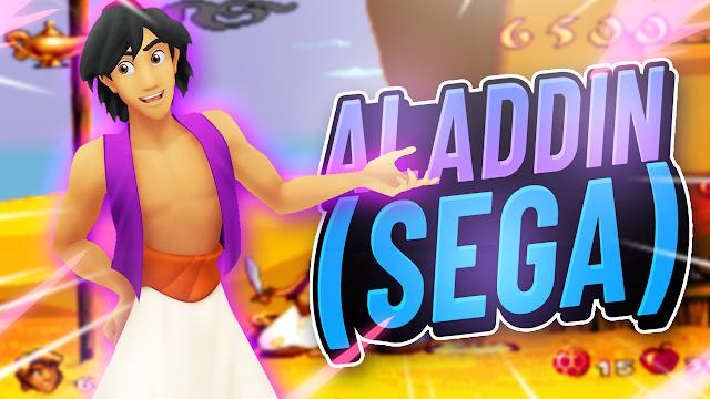 Disney's Aladdin Para Teléfonos Android (ROM SEGA)