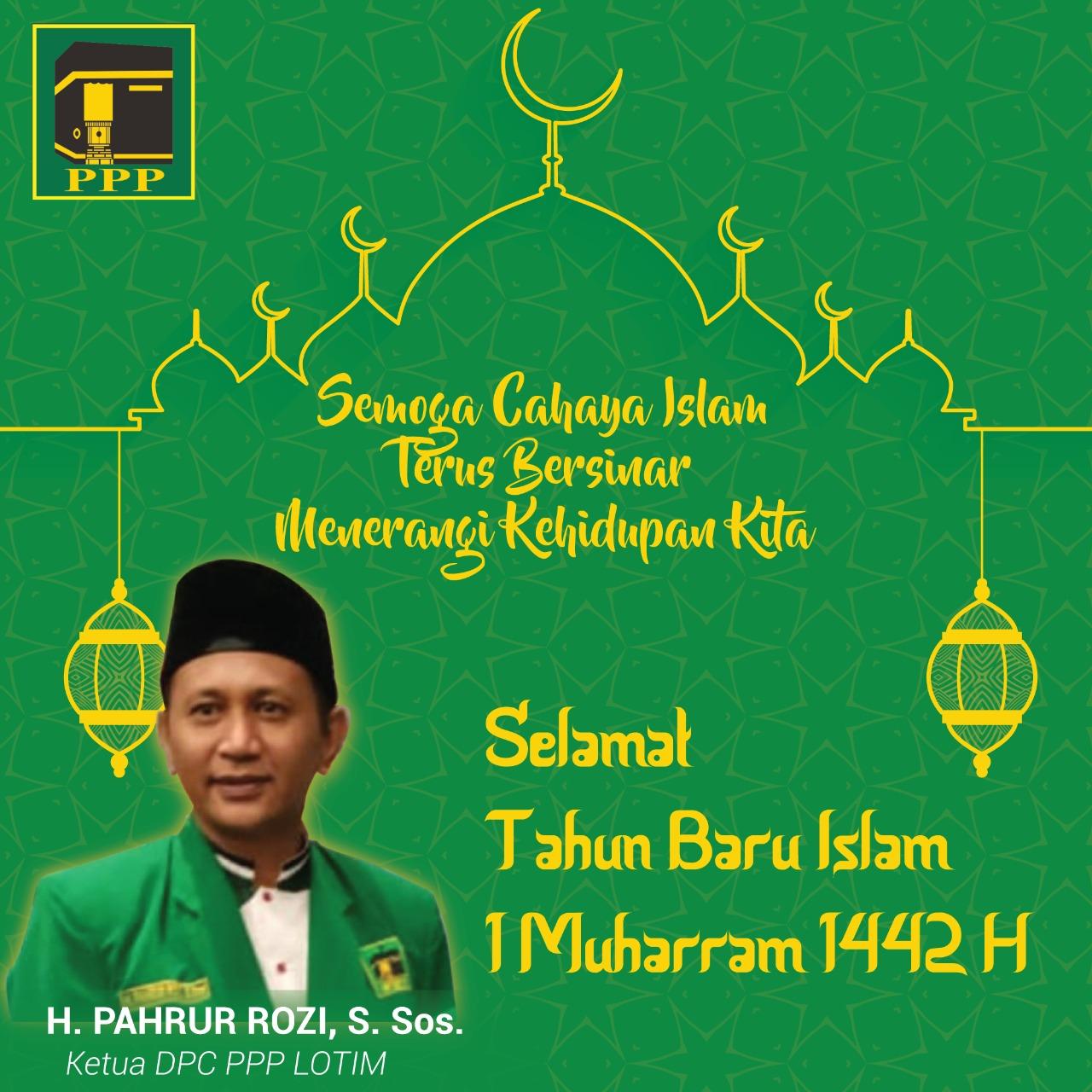 Selamat Tahun Baru Islam