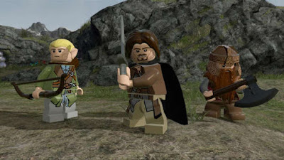Lego Lord ofthe Rings