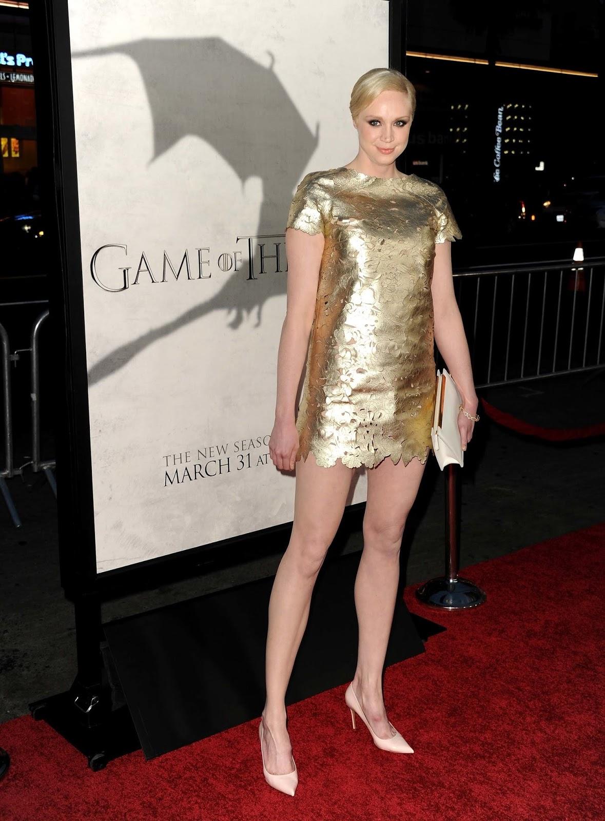 Gwendoline Christie Nude Pictures inside rimbaud: game of thrones / gwendoline christie