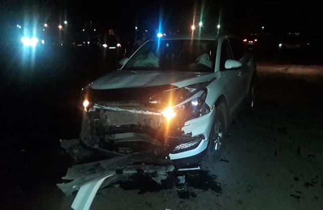 В Башкирии парень сбил трёх мужчин оформлявших ДТП
