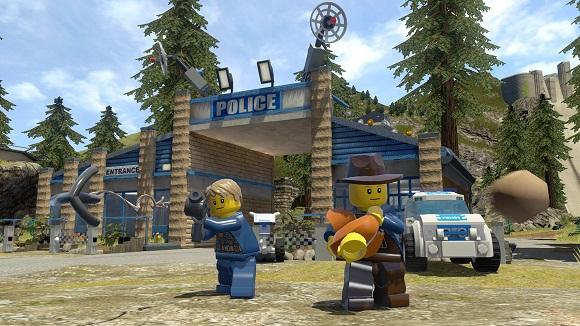 Lego City Undercover rar