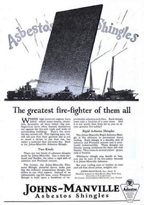 Asbestos Shingles