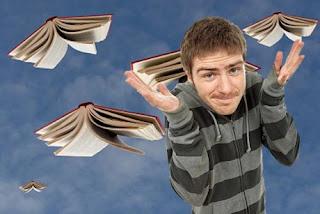 Especial: 10 Motivos para nao emprestar seus livros de jeito nenhum... 8