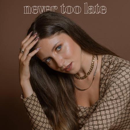 """Il n'est jamais trop tard pour Londe. C'est elle qui nous le dit, et pour nous le prouver elle dégaine son nouvel EP """"Neer Too Late""""."""